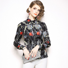 gravata floral pescoço workwear