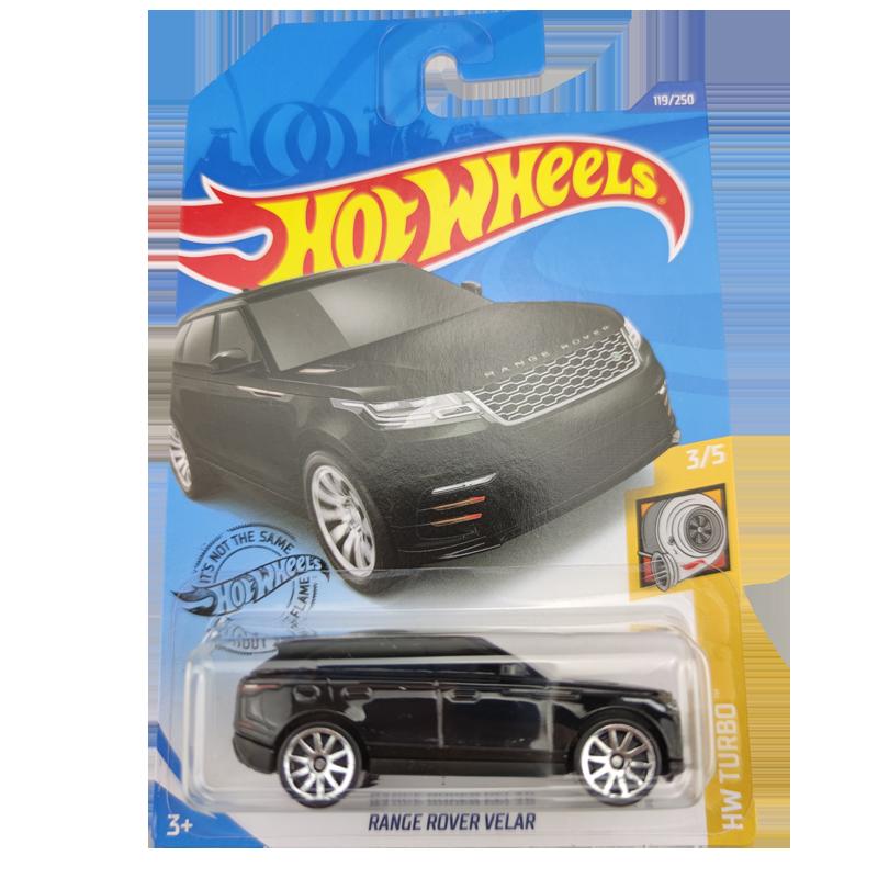 2020 Hot Wheels 1:64 Car RANGE ROVER VELAR Collector Edition Metal Diecast Model Cars Kids Toys Gift