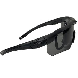 Мужские солнцезащитные очки, военные армейские боевые очки, тактические Защитные очки для страйкбола, пейнтбола, велосипедные очки, походные очки|Туристические очки|   | АлиЭкспресс