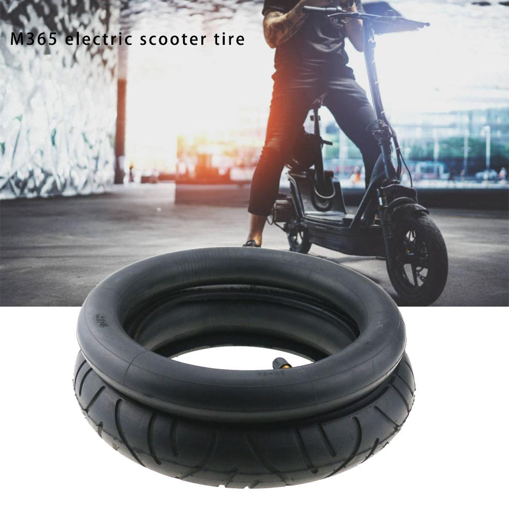 For Xiaomi M365 Electric Scooter Tires Upgraded 10x2 Inflation Wheel Tyres For Xiaomi Scooter M365 & Pro Inner Tube Tyre Thicker
