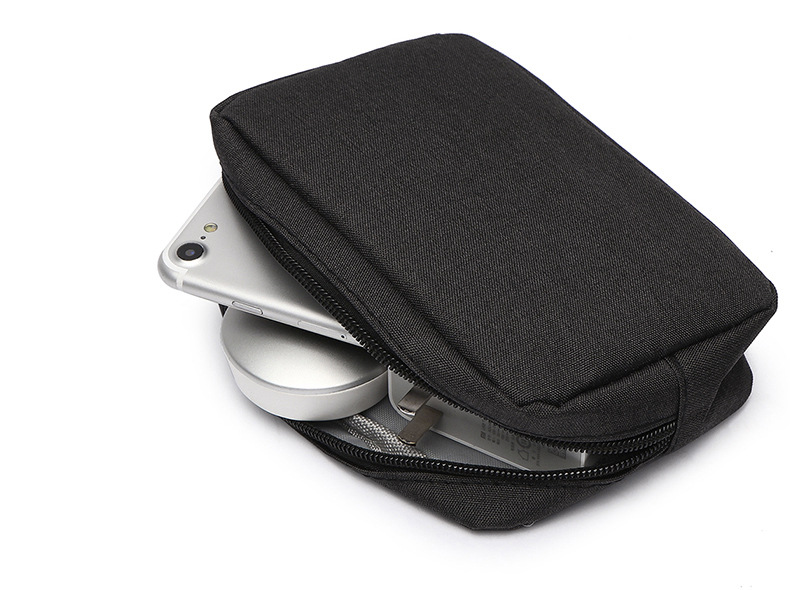 Digital Travel Storage Bags Portable Digital USB Cable Charger Earphone Cosmetic Pouch Storage Organizer Bag Case