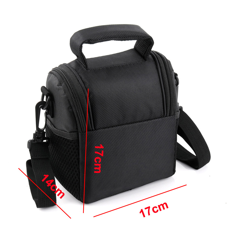 lowest price Camera Bag Case For Panasonic Lumix DMC FZ300 FZ1000 FZ72 FZ200 FZ50 FZ60 FZ70 FZ100 GX85 GX80 LX100 LZ35 GH3 GH4 Photo Bag