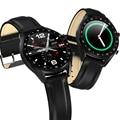 L7 Смарт-часы для мужчин ip68 Водонепроницаемый мониторинг сердечного ритма кровяное давление ЭКГ MTK2502 спортивные Смарт-часы для Android металлич...