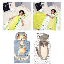 Детский спальный мешок Супермягкие плюшевые спальные мешки для