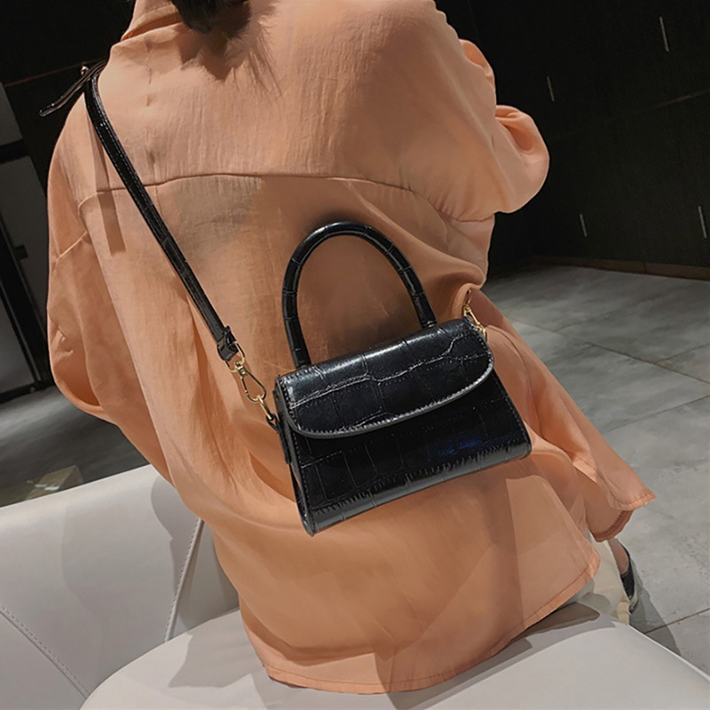 H6b1c4c60406c4879bb99daf00cdf6a4dV - New Women Shoulder Messenger Bag Ladies Handbags Casual Solid PU Leather Handbag Fashion Ladies Party Handbags Clutch