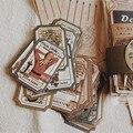 190 + шт. Винтажные декоративные Стикеры для путешествий, ежедневник, клейкая этикетка, фотоальбом, наклейки для скрапбукинга Сделай Сам канц...