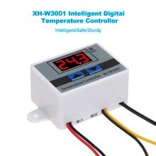 Интеллектуальный цифровой микрокомпьютер контроллер температуры датчик зонда светодиодный-дисплей Отопление/температура охлаждения переключатель управления
