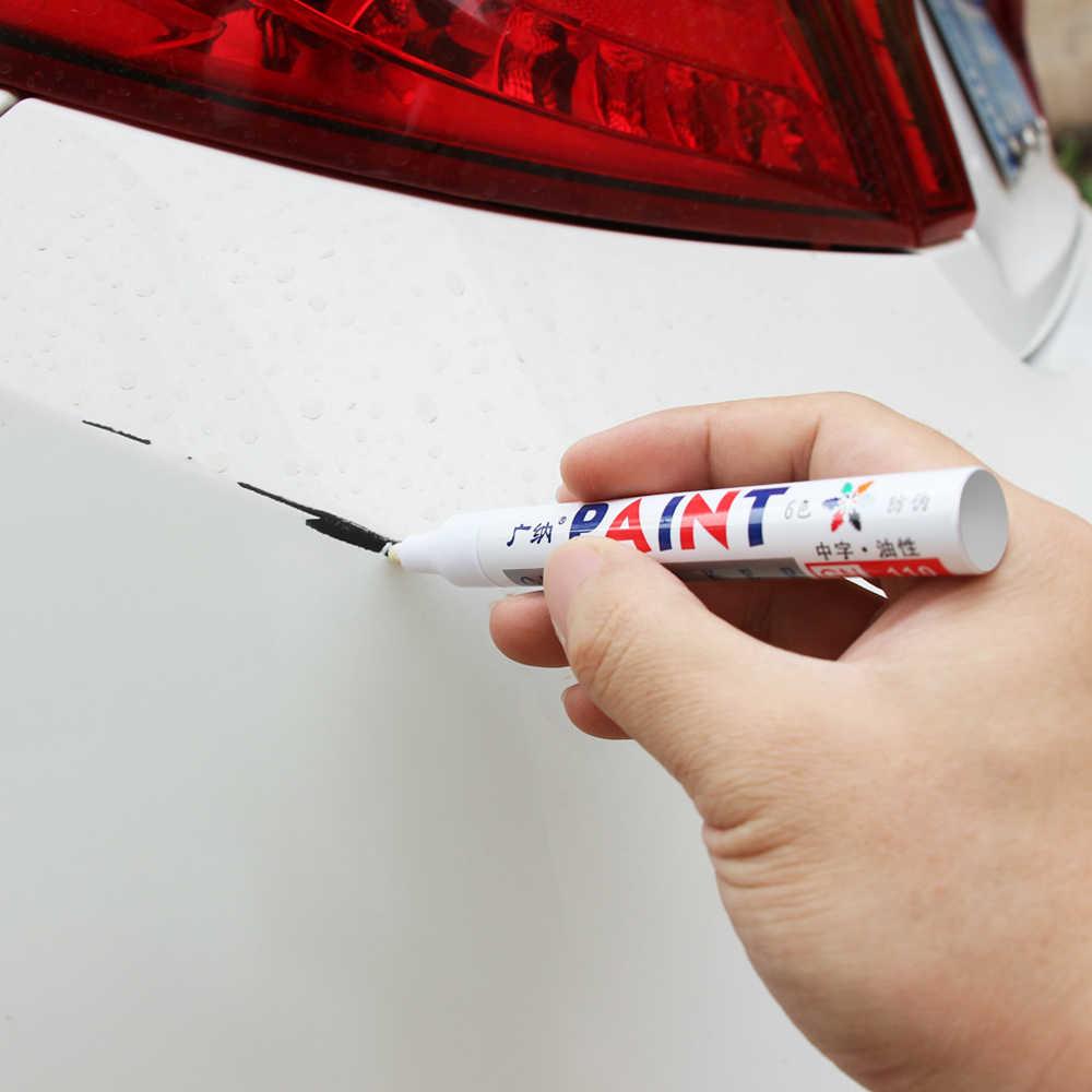 สีรถGraffiti MARKERปากกาสำหรับVolkswagen VW POLO Tiguan Passat B6 B7 B8 T5 T6 Golf UP Vento Arteon touareg