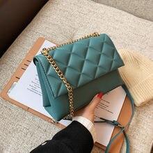 Женская маленькая сумка lingge новинка осень зима 2020 модная