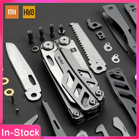 XIAOMI YOUPIN HUOHOU Portable Multi-function Folding Knife Multi-tool Survival Tool Keychain Tool Outdoor Supplies Camping Tools