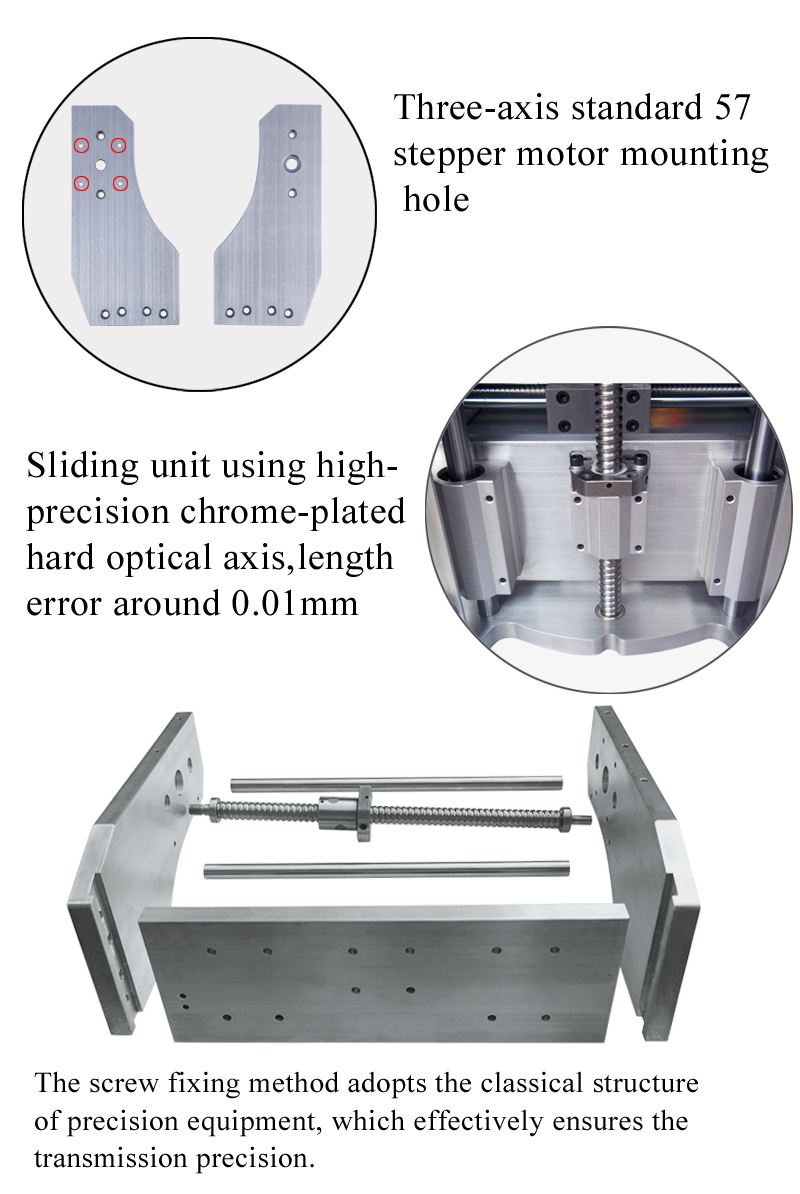 3040 CNC Frame 3axis (9)