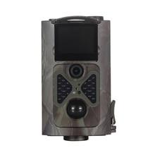 16MP 1080P охотничья камера ночного видения 940NM Trail камера инфракрасная скаутская камера дикой природы ловушка HC-550A