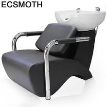Lavacabezas Bed Cabeleireiro Hairdresser Makeup For Beauty Cadeira Maquiagem Hair Salon Furniture Silla Peluqueria Shampoo Chair