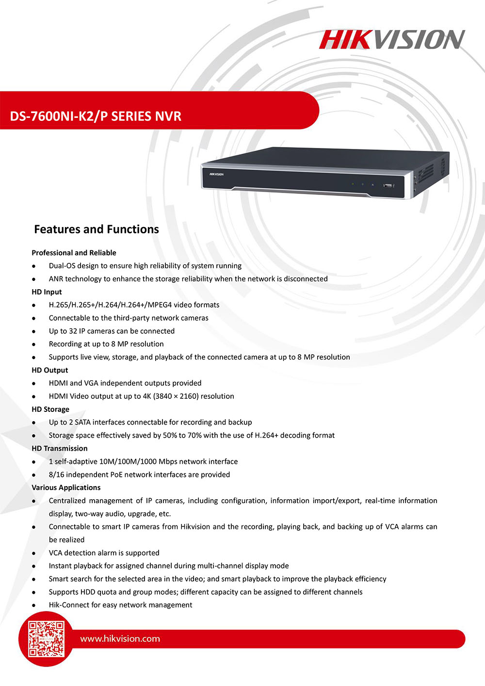 UD00212B_Datasheet_of_DS-7600NI-K2_P_NVR_V3.4.92_20170314-1