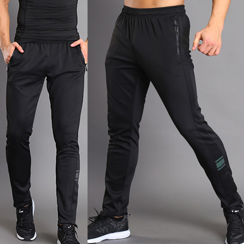 Newly Men Sport Pants Trousers Breathable Casual For Running Training Fitness Summer BN99