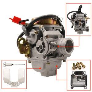 Image 4 - Runtong carburador GY6 PD24J de 110cc, 125cc, 150CC, ATV, NST, JCL, chino, Roketa, Sunl