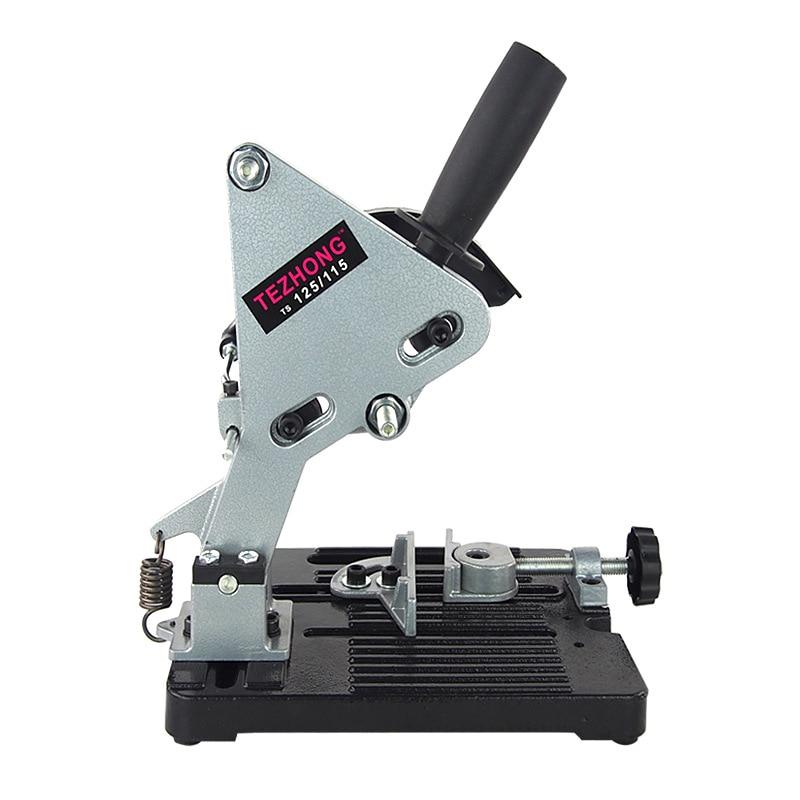 Fixed Angle Grinder Bracket Universal Cutting Platform Variable Cutting Machine Bracket Modified Hand Mill Polishing Machine Mul|Polishers|Tools - title=