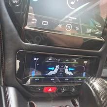 LCD Condizionatore Daria Display A/C Bordo Per Maserati GT GC MC GTS 2007   2017 Car Multimedia Player GPS Unità di Testa di Navigazione A LED