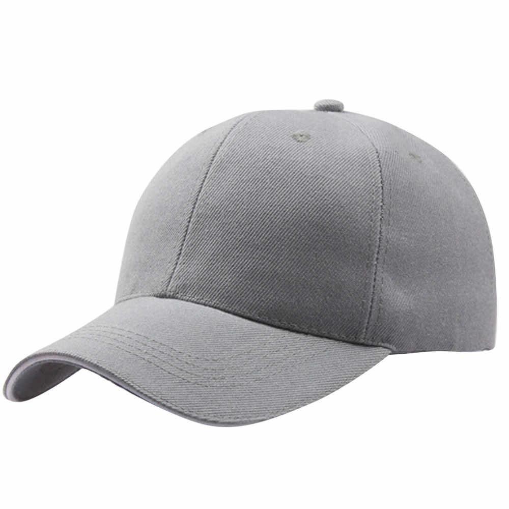 قابل للتعديل قبعات بيسبول الرجال النساء قبعة بيسبول في الهواء الطلق قبعة الشمس أسود جديد موضة Snapback قبعة بيضاء الشارع الشهير الهيب هوب قبعات