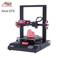 Anet 3D Printer ET4 Reprap i3 Impressora DIY Imprimant 3D Printer Kit Auto Leveling Resume Printing Support Open Source Marlin