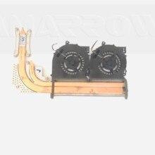 Original for Samsung NP-780Z5E NP780Z5E 870Z5E 770Z5E 880Z5E 680Z5E 580Z5E cooling heatsink with fan BA62-00804A