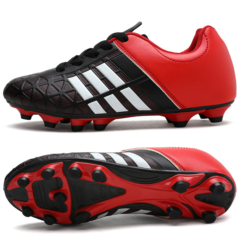 Original Training Soccer Sneakers Speedmate FG Football Boots Comfortable Soft Breathable Soccer Cleats Academy Artificial Grass 9