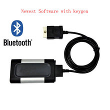New vci 2016.0 keygen with bluetooth obd2 cable diagnostic tool TCS cars trucks vd ds150e cdp for delphis vdijk autocoms pro a quality single board 2015 r3 cdp with bluetooth new vci cdp pro obd2 auto diagnostic tool for cars trucks free shipping