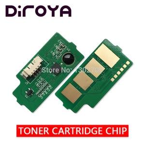Image 1 - 5PCS 25K MLT D704S 704S D704 toner patrone chip für samsung MultiXpress K3300NR K3250NR K3300 K3250 3300NR 3250NR pulver reset