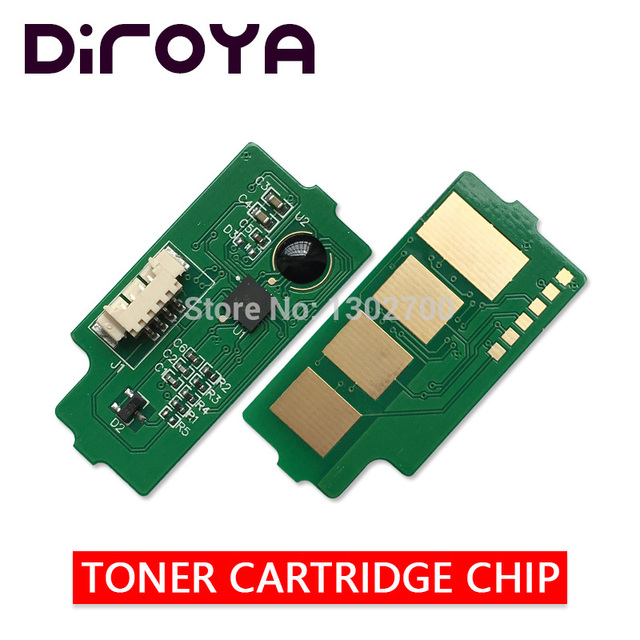 5PCS 25K MLT D704S 704S D704 toner patrone chip für samsung MultiXpress K3300NR K3250NR K3300 K3250 3300NR 3250NR pulver reset