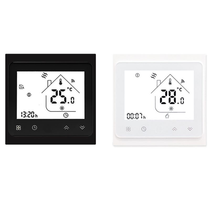 BGL-002 WiFi Smart Thermostat Temperature Controller For Electric Floor Water