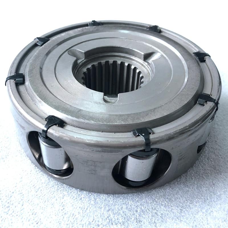 MSE02-2 Rotor Repair POCLAIN Hydraulic Motor Good Quality