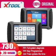 Xtool a80 com bluetooth/wifi carro obd2 sistema completo ferramenta de diagnóstico ferramenta reparo do carro leitor código scanner mesmo que h6 atualização gratuita