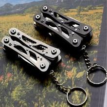 Outdoor Camping Survival Tools Multitool Tactical Pliers Versatile Repair Foldin