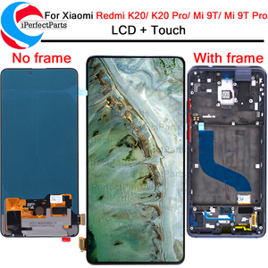 Image 1 - 6.39 For Xiaomi Redmi K20 Pro K20 LCD Display Touch Screen Digitizer Assembly Replacement For Xiaomi Mi 9T lcd Mi 9t Pro LCD
