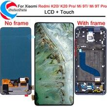 6.39 dla Xiaomi Redmi K20 Pro K20 wyświetlacz LCD ekran dotykowy wymiana Digitizer zgromadzenie dla Xiaomi Mi 9T lcd Mi 9t Pro LCD