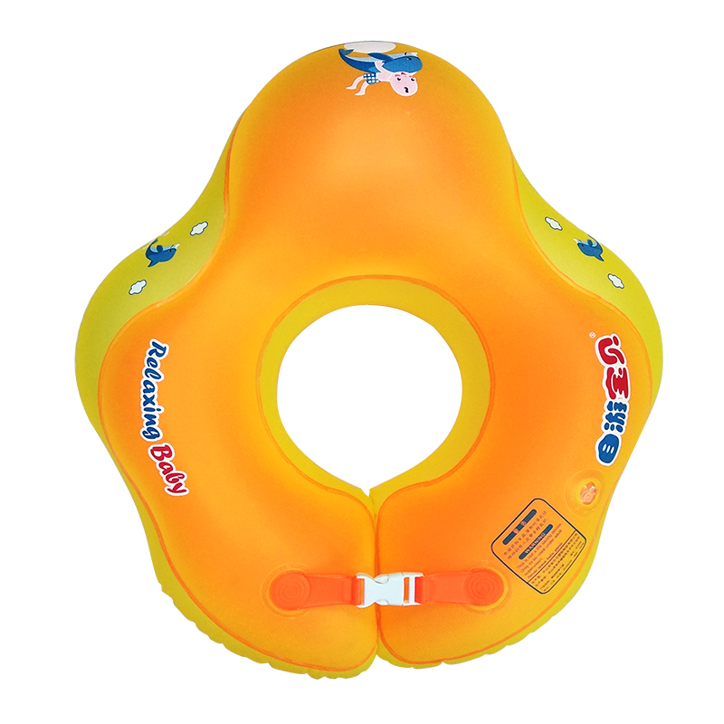 Original Accessories Ring Float Tube Safety Infant Float Circle For Swim Circle Tube Ring Swimming Rings With Free Gift