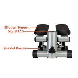 S025 Aerobe Fitness Schritt Luft Treppensteiger Stepper Übung Maschine Neue Ausrüstung Für Stepper Weibliche Hause Gewicht Verlust Maschine