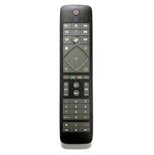 Nowa oryginalna YKF384 T04 398GF10BEPH10T dla PHILIPS RC6P Touch TV klawiatura Qwerty pilot z funkcją wyszukiwania głosowego