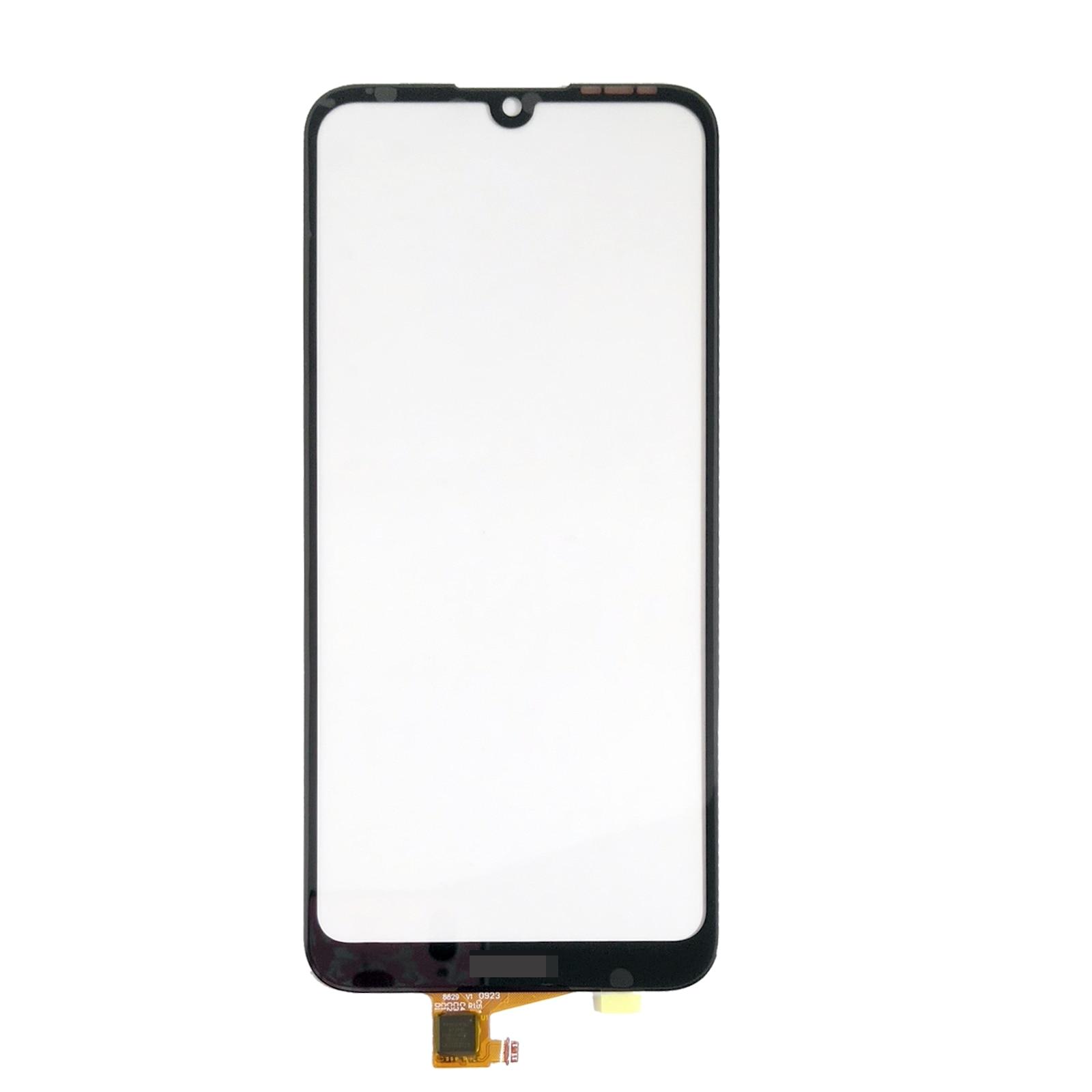 """רשימת הקטגוריות Shyueda 100% בניו 6.09"""" עבור Huawei Y6 Pro 2019 MRD-LX2 L22 L23 Outer חזית זכוכית מסך מגע (2)"""