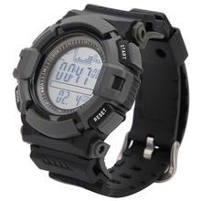 SUNROAD מקצועי נייד חיצוני ברומטר מד גובה מדחום שעון שעון עבור דיג אביזרים