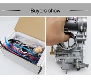 Image 5 - ZSDTRP Keihin FCR 33mm 38mm 40mm Original FCR33 FCR38 FCR40 Carburetor for  Honda CRF150R CRF250 CRF450 XR250