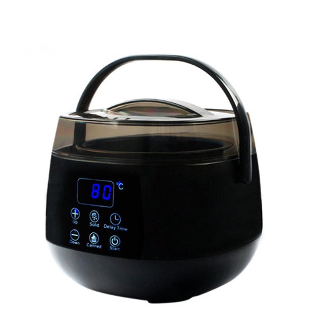Professional Warmer Wax Heater Mini SPA Hand Epilator Feet Paraffin Wax Machine Body Depilatory Hair Removal Tool