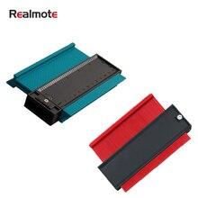 Realmote Standard 5 Width Contour Profile Copy Gauge Wood Marking Tiling Laminate Tiles General Tools