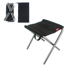 Outdoor Mountaineering Portable Folding Camping Sketch  Chair Foldable Stool Aluminum Outdoor for Fishing Hiking Travel BBQ 47l camping travel backpack with folding chair backpack and stool chair combo gear for outdoor hiking fishing