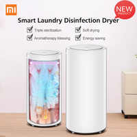 Xiaomi Youpin Smart Laundry Disinfection Dryer 35L Capacity 650W Power Sterilization Drying Shoe Clothing Dryer UV Sterilization