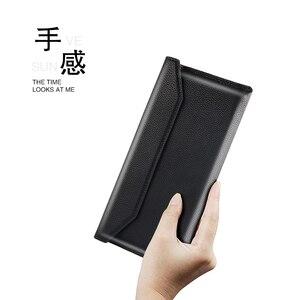 Image 5 - Cassa Del Manicotto Per Huawei Compagno di X S 5G Caso compagno di xs Protettiva della copertura DELLUNITÀ di elaborazione di Cuoio per huawei compagno di 20 x xs 5g Del Telefono Mobile Del Sacchetto Del sacchetto