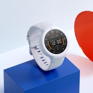 Image 5 - הכי חדש Amazfit סף לייט 20 ימים ארוך המתנה חכם שעון 390mAh IP68 עמיד למים 1.3 אינץ AMOLED מסך קצב לב שעון GPS