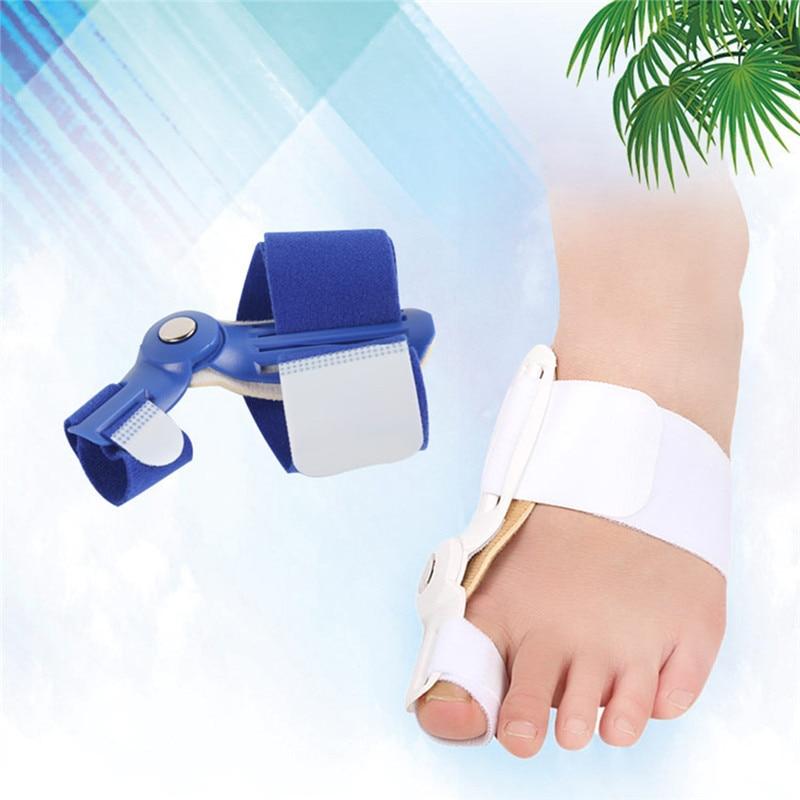 2pcs Bunion Splint Toe Straightener Corrector Foot Pain Relief Hallux Valgus Correction Orthopedic Supplies Pedicure Foot Care 5