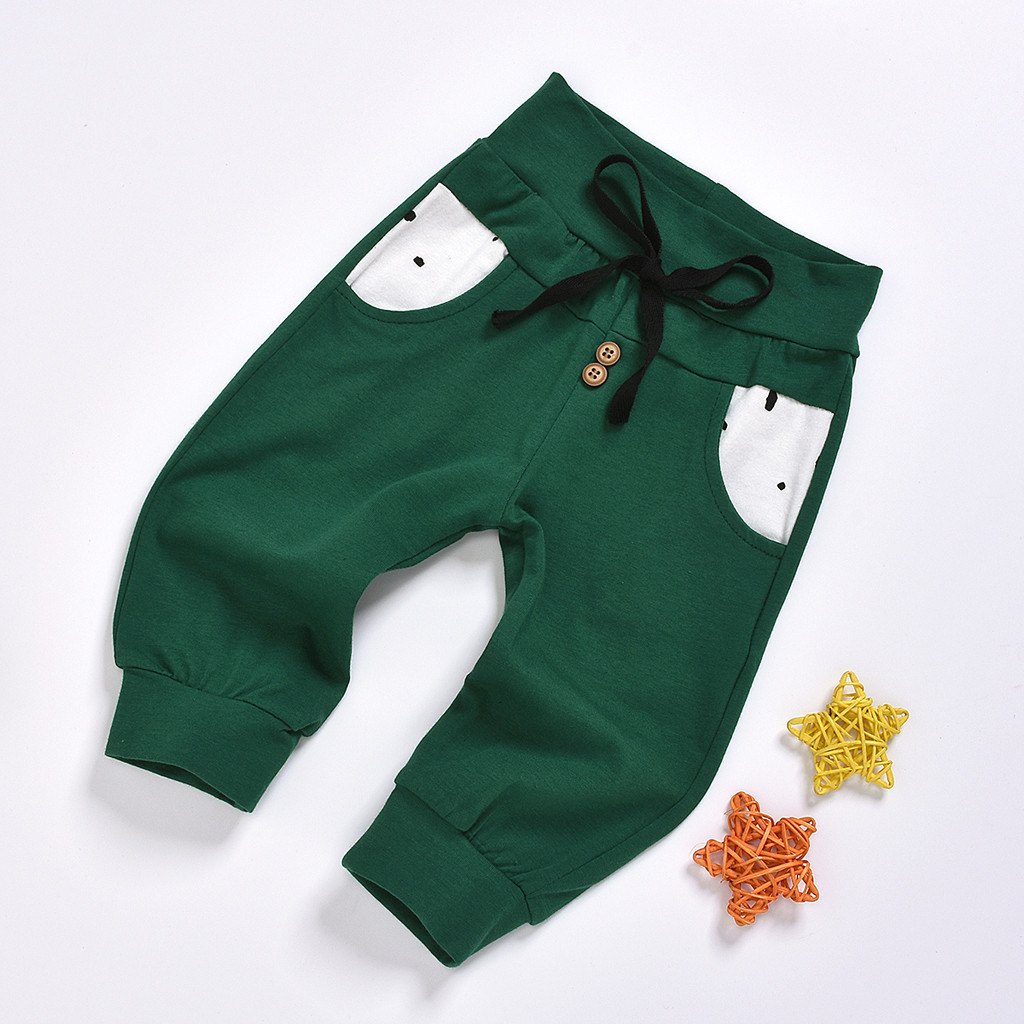 Newborn Clothes Kids Clothes Baby Boy Clothes roupa infantil Cartoon Bear Sweatshirt Tops+ Pants Outfits Set Free Ship Z4 6
