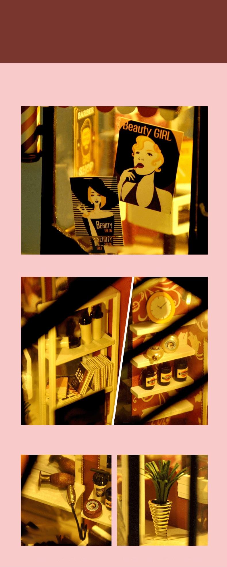 H6b25a17bf0c14310b21028c99bba94adL - Robotime - DIY Models, DIY Miniature Houses, 3d Wooden Puzzle